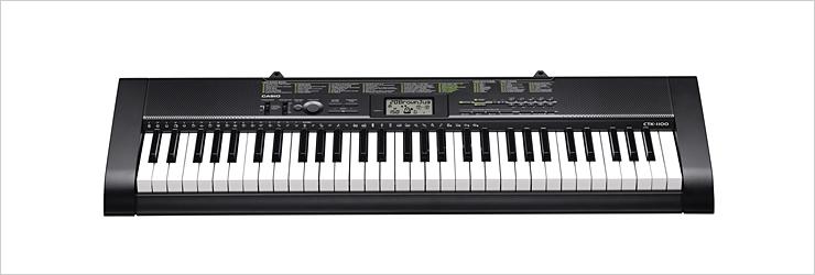 casio electronic keyboard ctk 1100