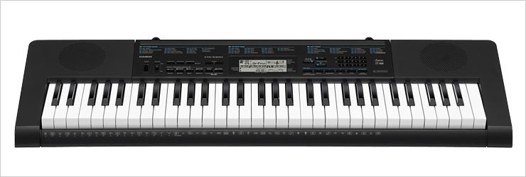 casio keyboard ctk 2300
