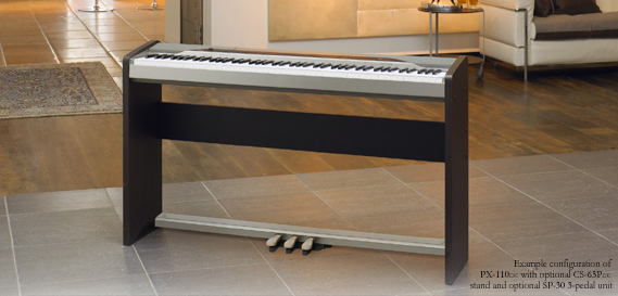 px 110dk privia celviano digital pianos casio. Black Bedroom Furniture Sets. Home Design Ideas