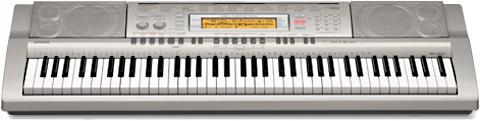 wk 200 standard keyboards electronic musical instruments casio. Black Bedroom Furniture Sets. Home Design Ideas